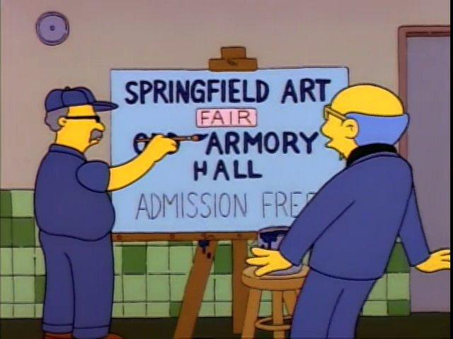 Feira de Arte de Springfield