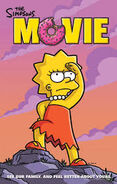 The Simpsons Movie Lisa Searching Poster