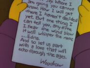 Bart the Lover 114