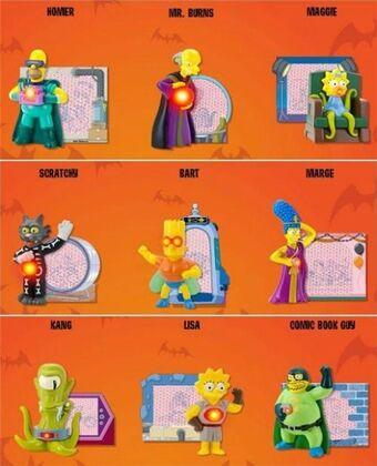 Burger King Simpsons Wiki Fandom
