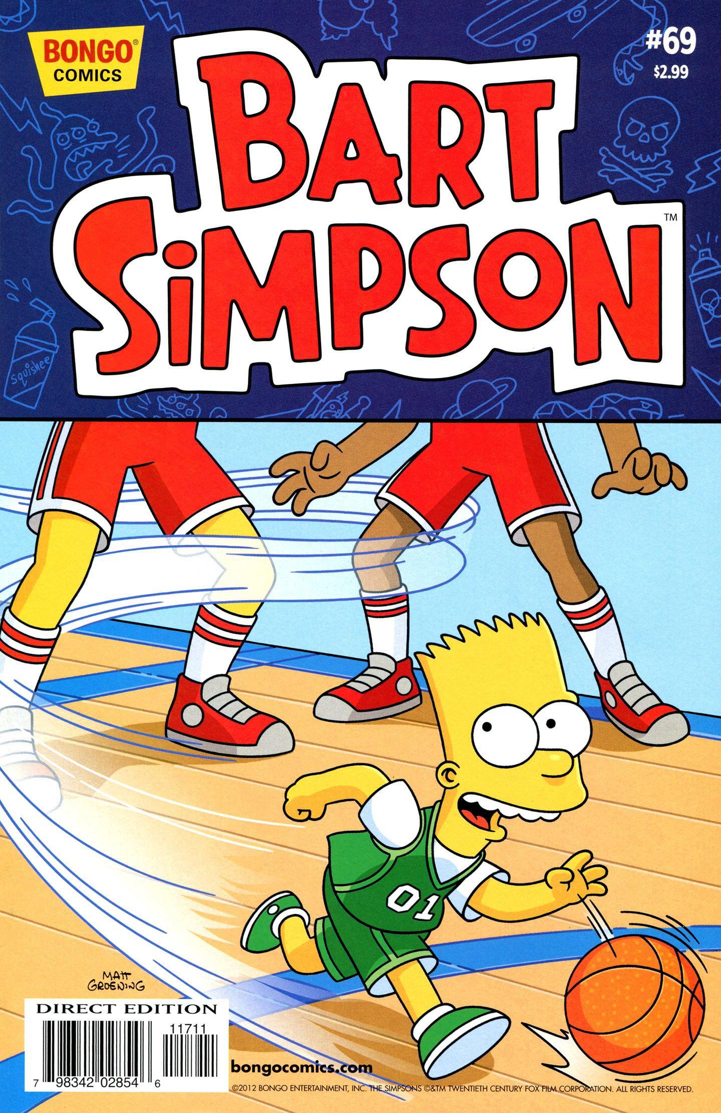 Bart Simpson Comics 69