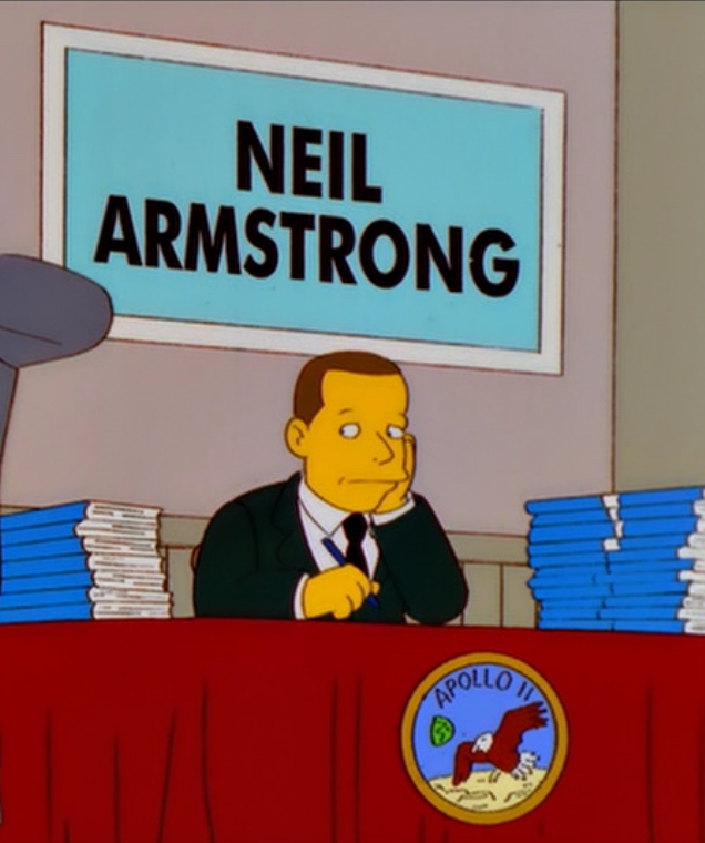 Neil Armstrong (character)