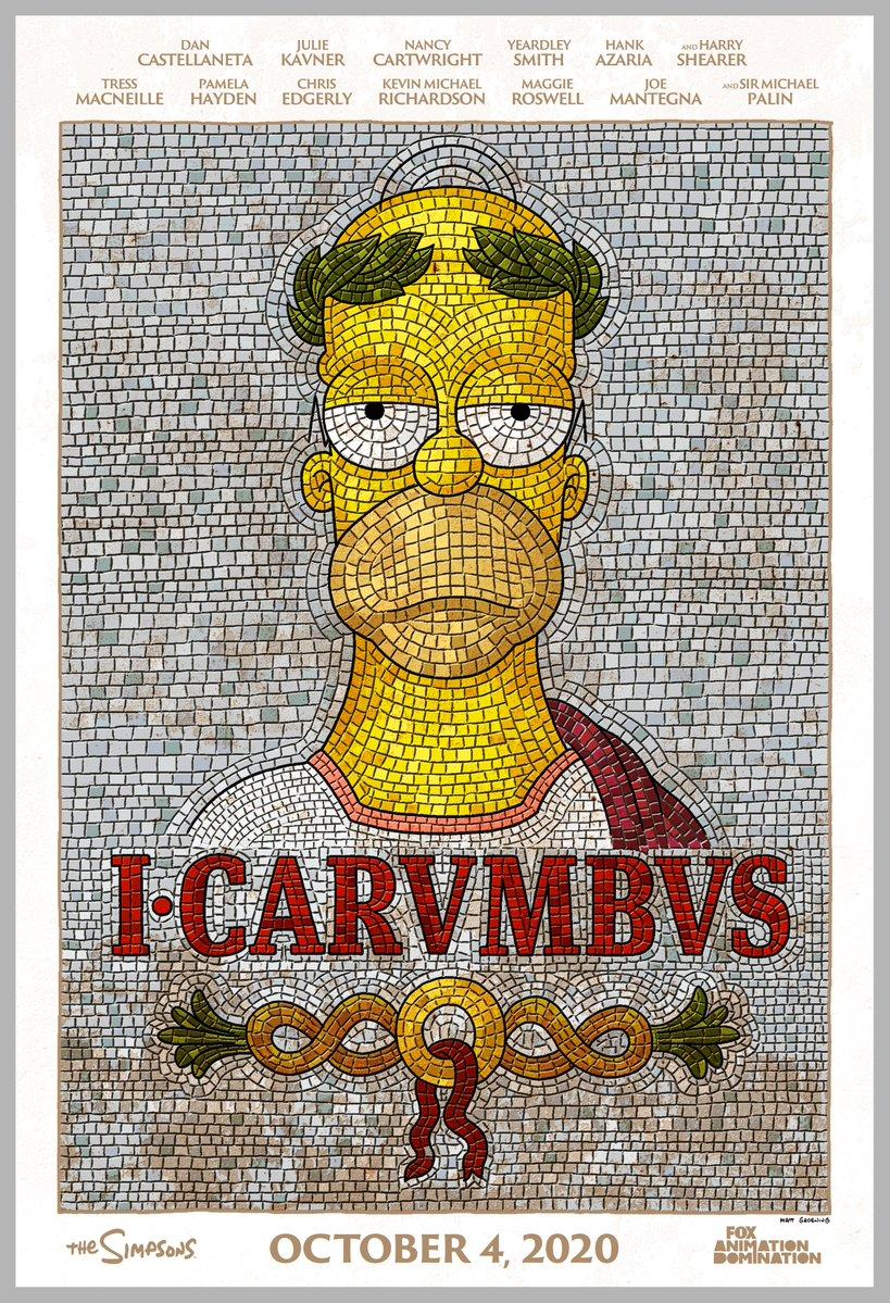 I, Carumbus