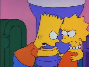 Lisa's First Word 133
