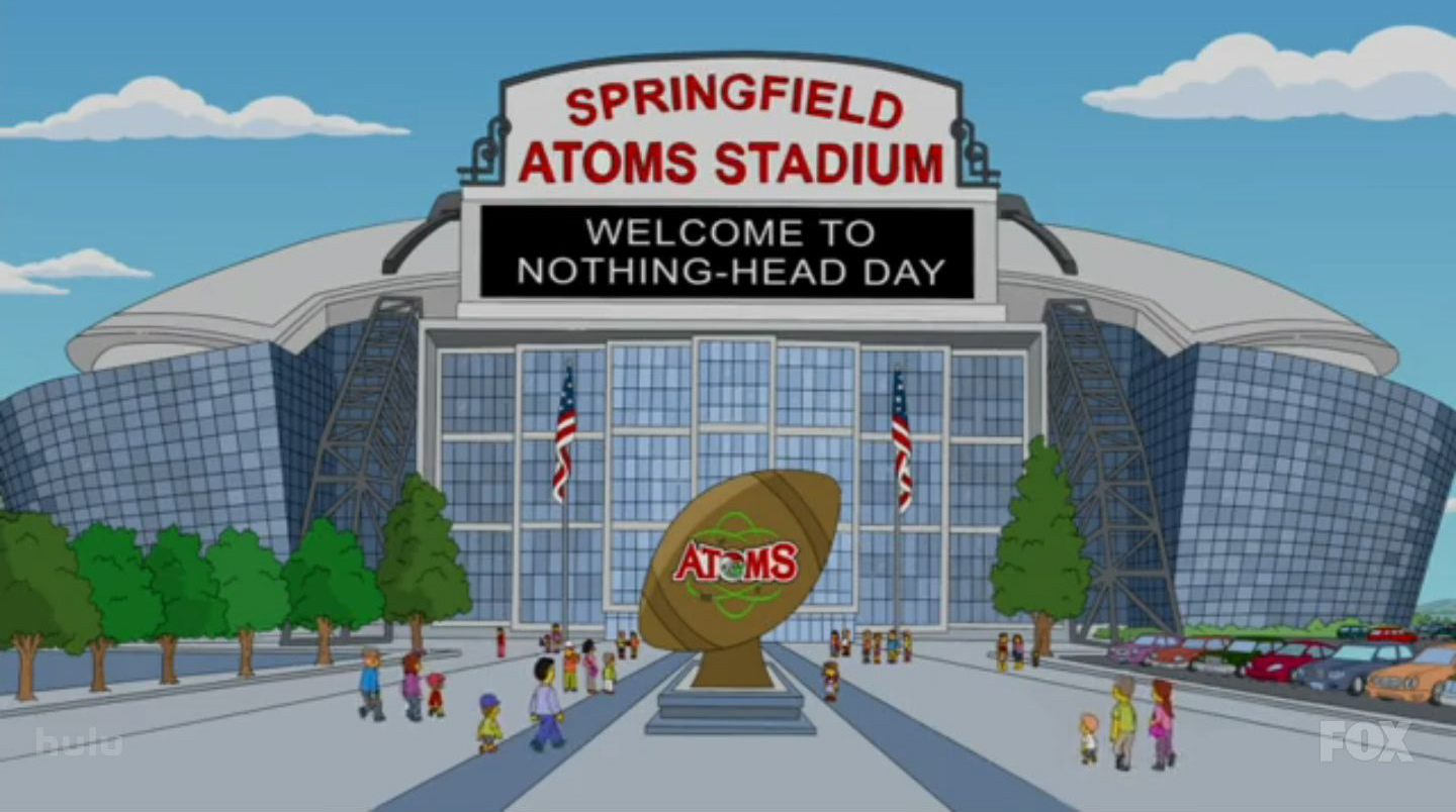 Springfield Atoms Stadium
