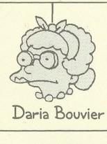 Daria Bouvier