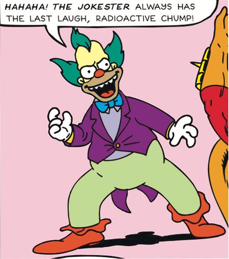 The Jokester