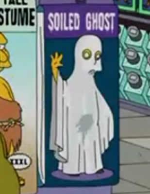 Fantasma Sujo