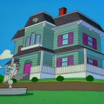 Murder House Simpsons Wiki Fandom