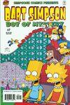 Bart Simpson-Boy of Mystery