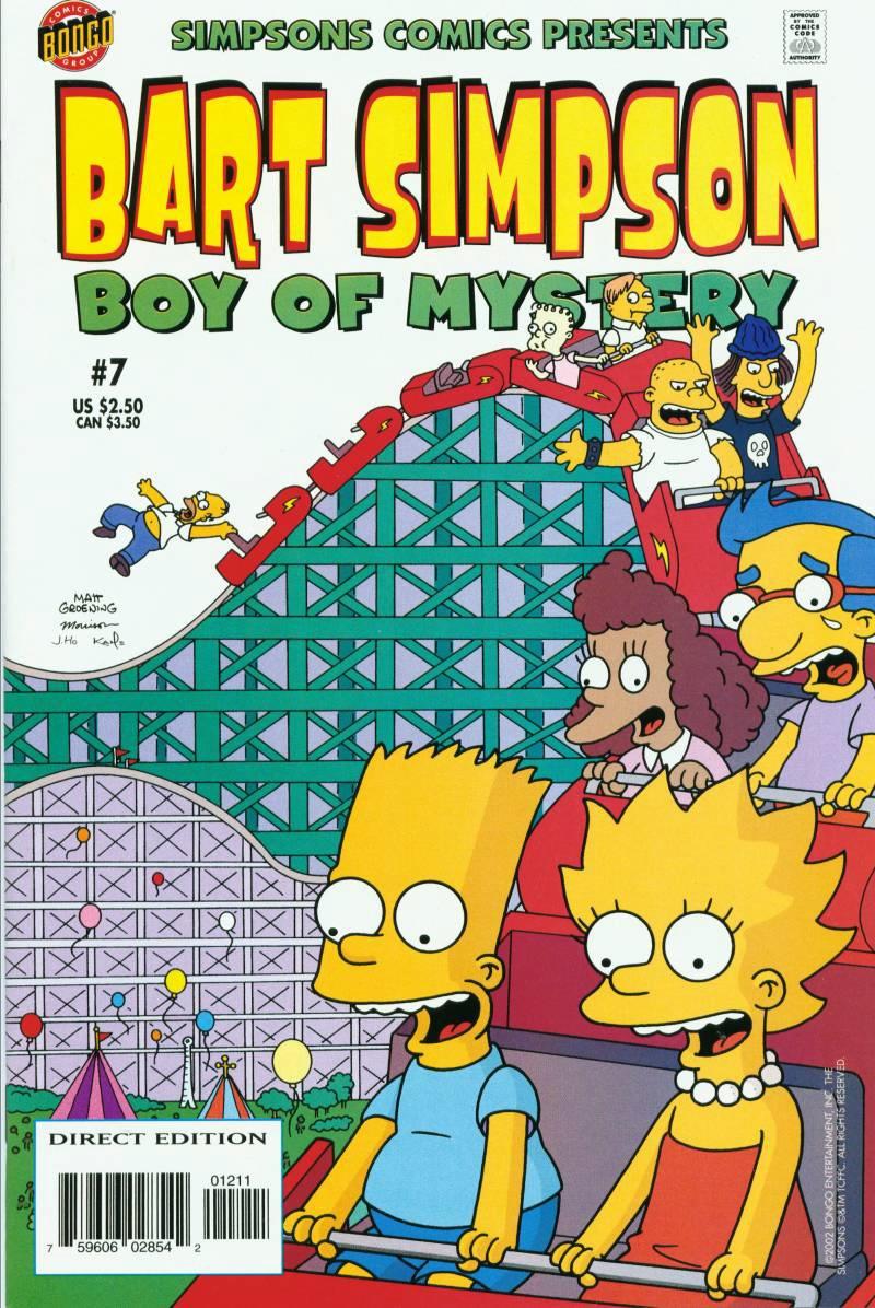 Bart Simpson Comics 7
