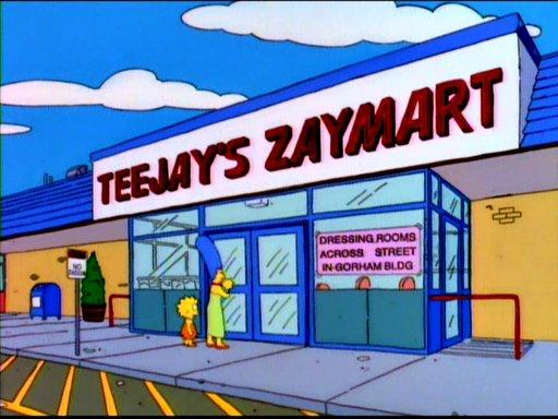 Teejay's Zaymart