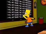 Bye Bye Nerdie Chalkboard Gag