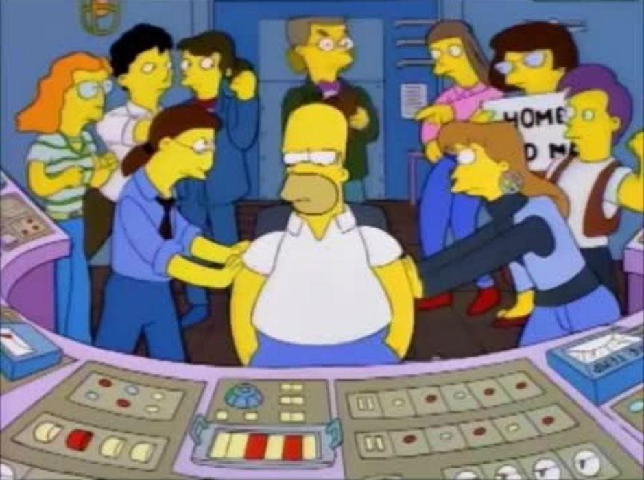 Гомер: плохой человек