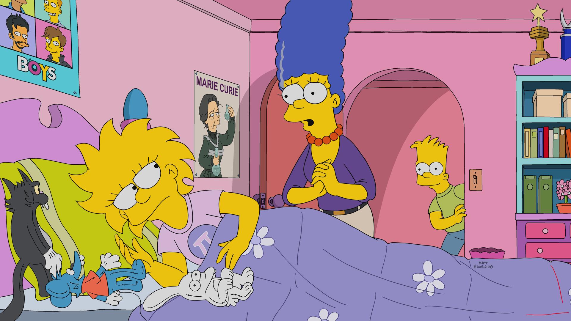 A vida de Lisa