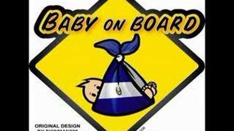 Baby_On_Board_Barber_Shop_Quartet_Homer_Simpson