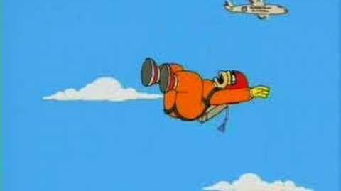 Simpsons CC's Commercial