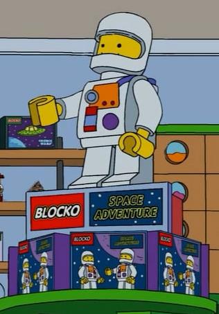 Blocko Space Adventure