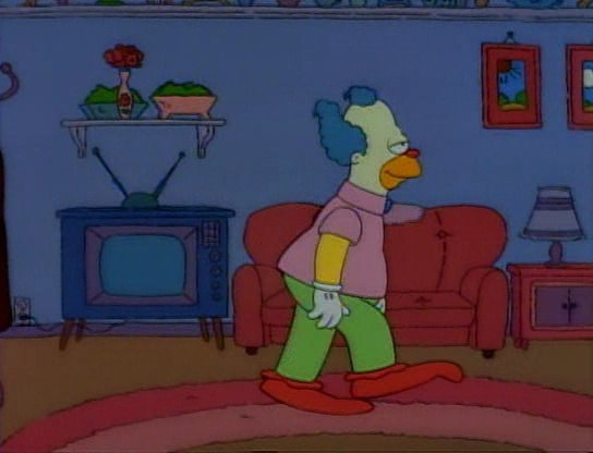 Krusty's Apartment