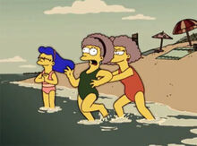 Marge gêmeas barnacle bay