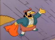 Bullfighter (Bart the Genius)