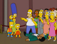 Homer shelbyville vaia