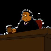 Juiz Roy Snyder