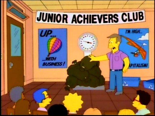 Junior Achievers Club