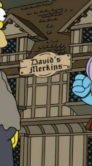 David's Merkins