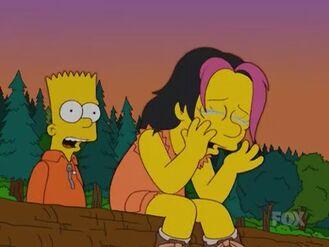 Gina Crying