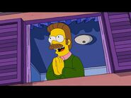 Ned Flanders' Garage Sale - The Simpsons 32x12