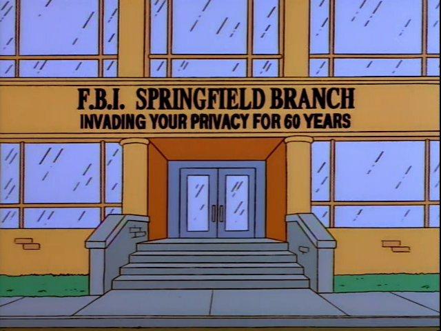 FBI Springfield Branch