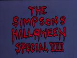 The Simpsons Halloween Special VIII