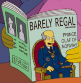 Barely Regal Magazine