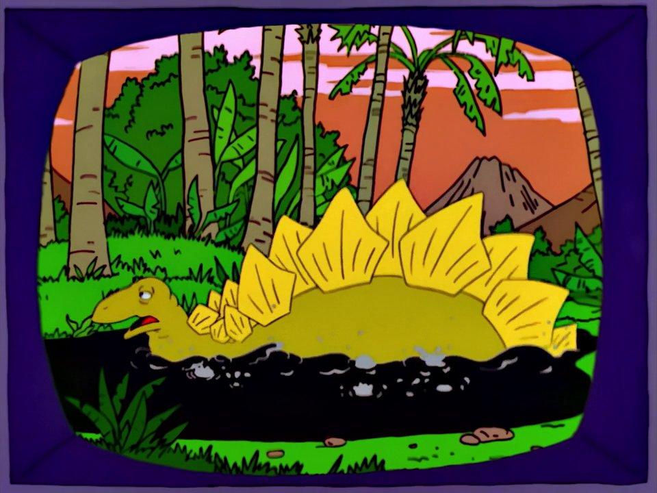 When Dinosaurs Get Drunk