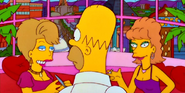 Homer and Vegas Wives