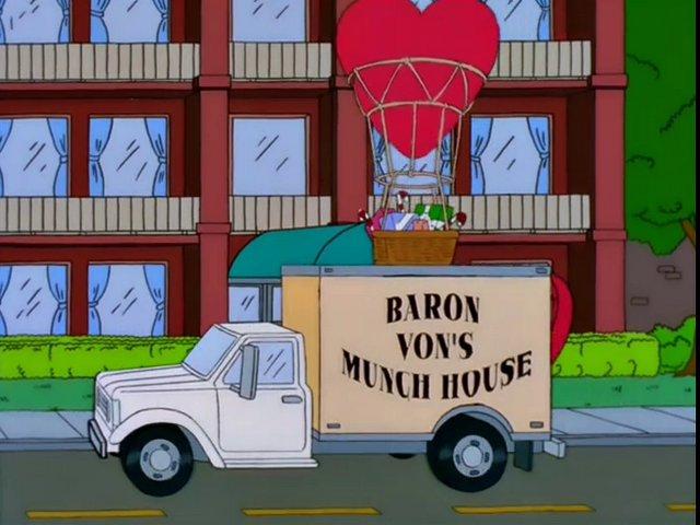 Baron Von's Munch House