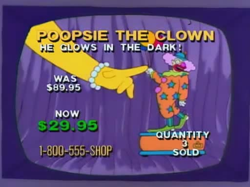 Poopsie the Clown