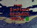 Simpson Horror Show III