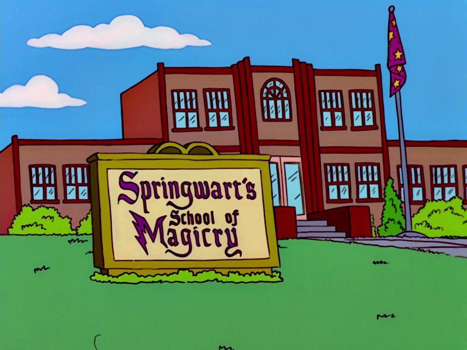 Springwarts School of Magicry