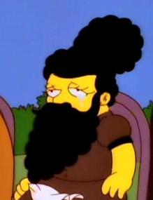 Little Bearded Woman