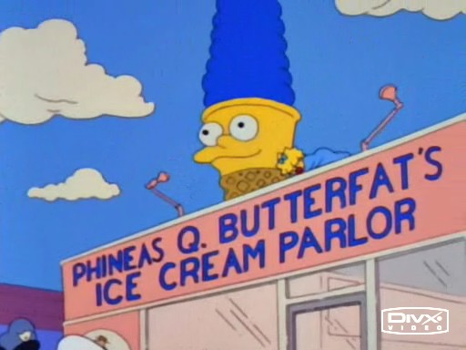 Phineas Q. Butterfat's 5600 Flavors Ice Cream Parlor