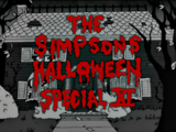 The Simpsons Halloween Special XI - Title Card