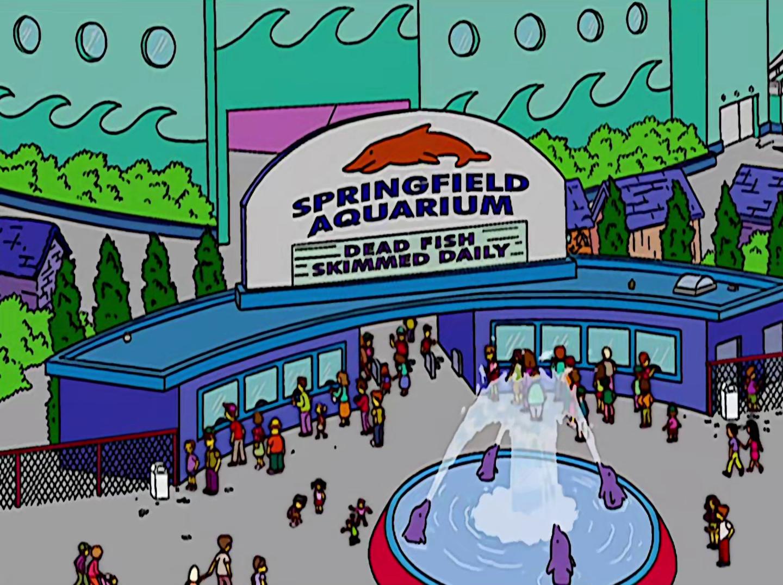 The Aquarium/Appearances
