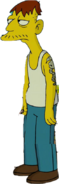 Cletus Spuckler in The Simpsons Movie