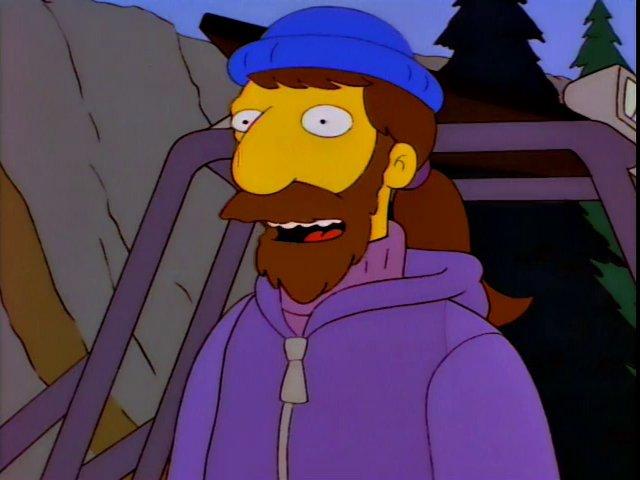 Environmentalist (Bart After Dark)