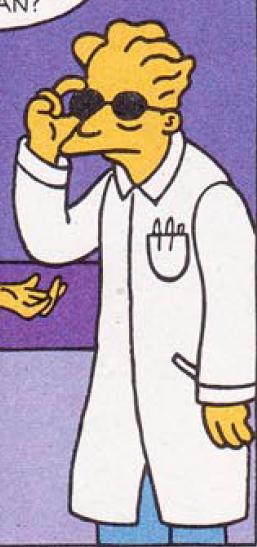 Dr. Olberman