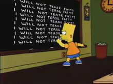 Lisa the Skeptic Chalkboard Gag.JPG