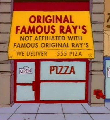 Original Famous Ray's