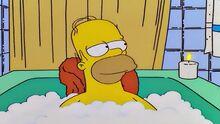 Homer-tranquilo banheira